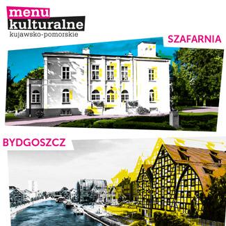 Kampania promocyjna Kujawsko-Pomorskie Menu Kulturalne