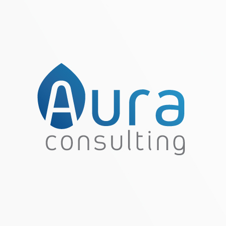 Logotyp Aura Consulting