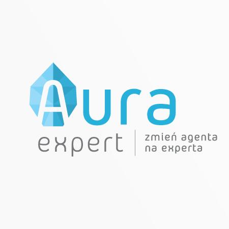 Logotyp Aura Expert